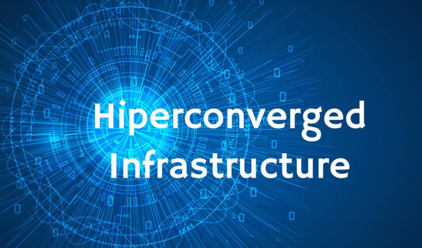 Infrastruktura hiperkonwergentna: mądre zarządzanie w centrum danych