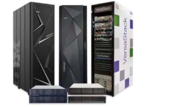 "Pamięć masowa IBM - Pamięć masowa ""all flash"""
