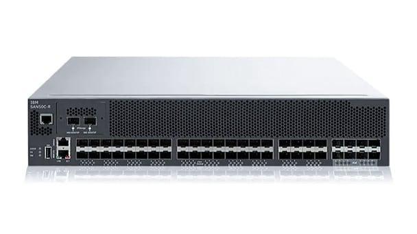 Pamięć masowa IBM - Sieci pamięci masowych (SAN)