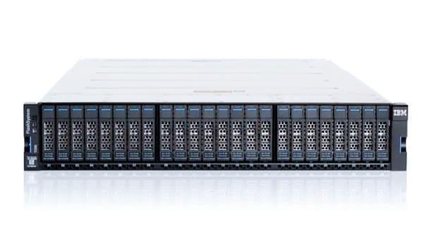 Pamięć masowa IBM - Hybrydowe pamięci masowe